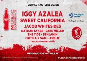 seguro festival cocacola music experience 2015